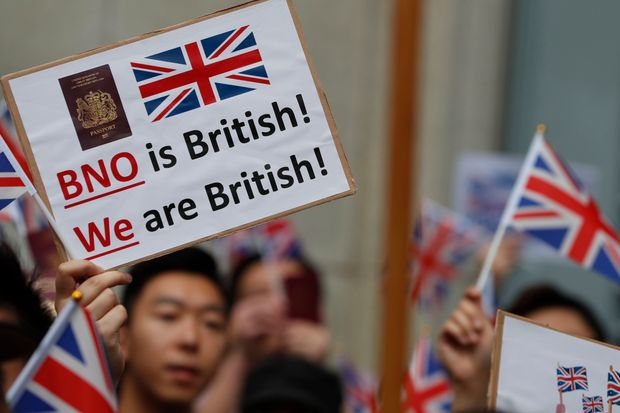 Photo of Tories vote to allow British Hong Kong citizens to come to the United Kingdom