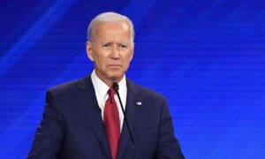 Photo of Biden Says 10-15 Percent of Americans Are Just Not Very Good People