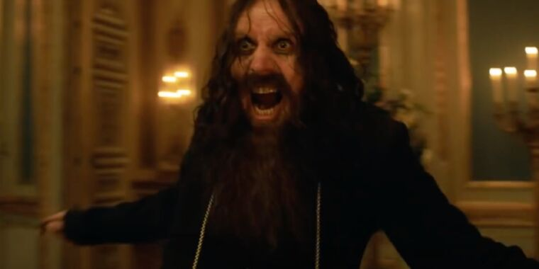 Photo of Rasputin features in all his mad mystic glory in The Kings Man final trailer