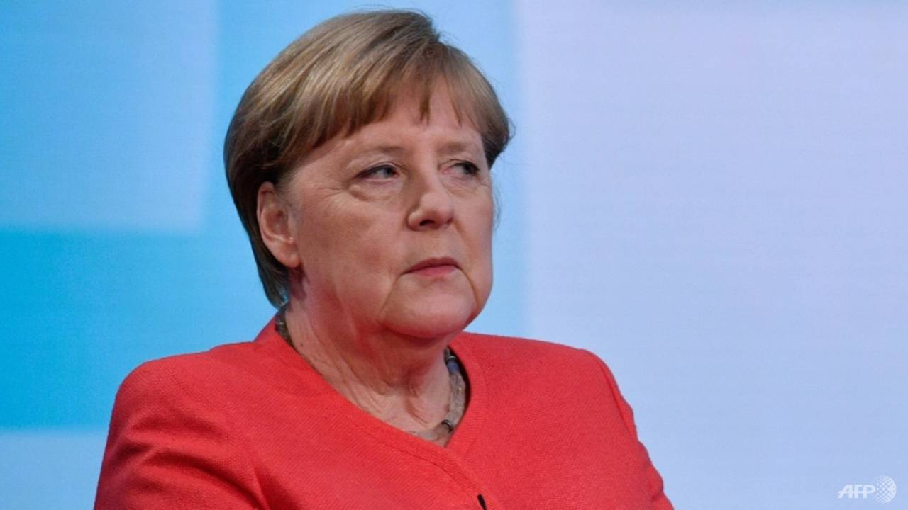 Photo of Merkel says 'absolutely not' planning for fifth term