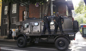 Photo of Ambush of Mexico Police Chief Leaves Few Options