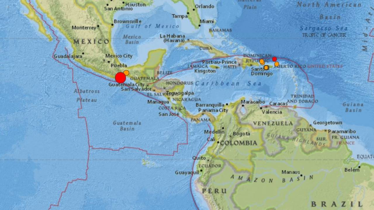 Photo of Strong earthquake hits southern Mexico