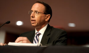 Photo of Rosenstein Wouldnt Sign Application Now to Spy on Trump Associate