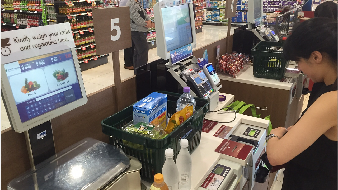 Photo of Commentary: Watch yourself? The self-surveillance system to keep supermarket shoppers honest