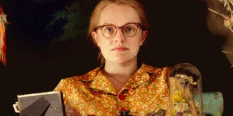 Photo of Review: Elisabeth Moss gives a brilliantly subversive performance in Shirley