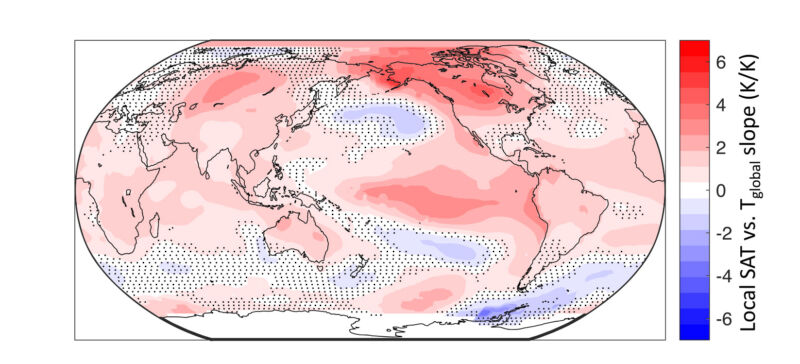 Photo of Using past data to predict whether 2020 will be the warmest on record
