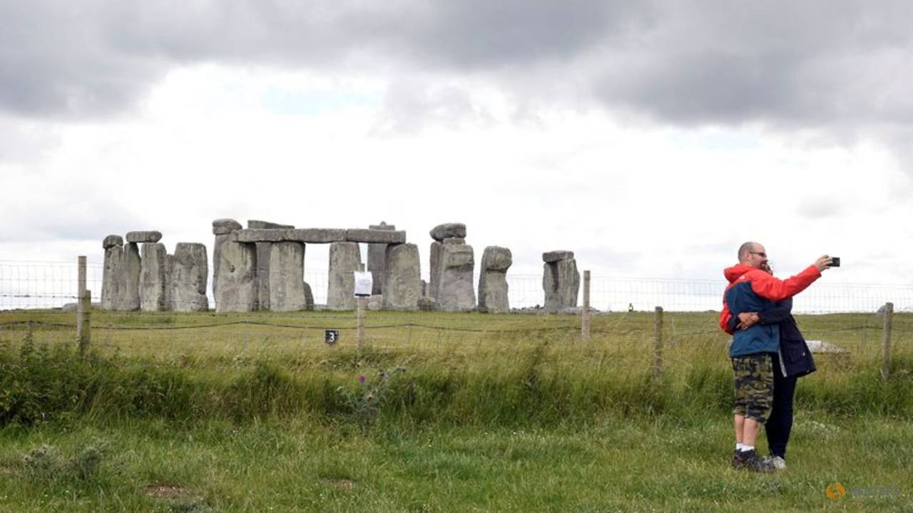 Photo of Giant circle of shafts discovered close to Stonehenge