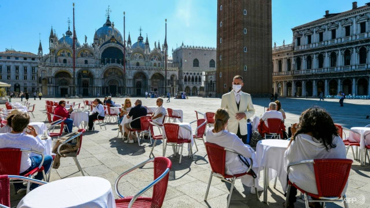 Photo of Doge's Palace reopens as tourists flock back to Venice