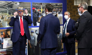 Photo of Masks No Longer Required in White House West Wing, McEnany Says