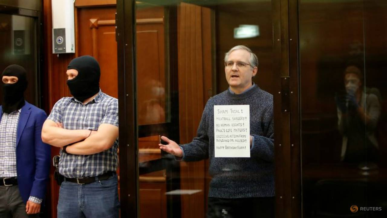 Photo of Ex-US marine, jailed in Russia, will not appeal 16-year sentence-Ifax cites lawyer