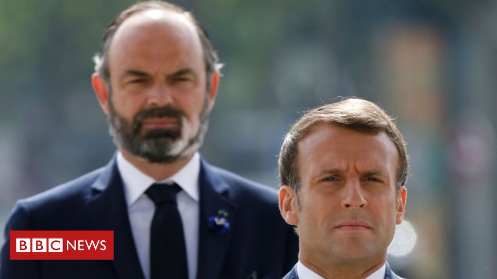 Photo of French PM Edouard Philippe resigns as Macron plans new team