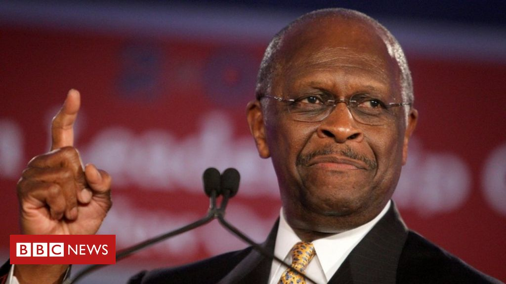 Photo of Herman Cain, US ex-presidential candidate, dies after contracting Covid