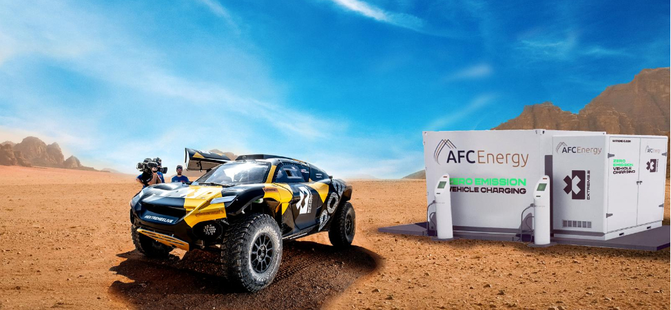 Photo of AFC Energy teams up with Extreme E to fuel emission-free rally championship in 2021