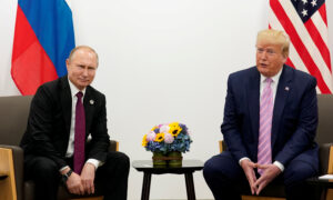 Photo of Trump to Putin: Hope to Avoid a Three Way Arms Race Between China, Russia, and US
