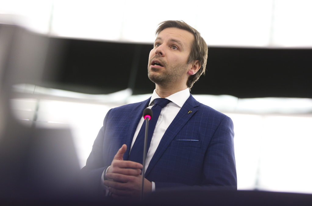 Photo of European Parliament e-voting app not a solution, vice president says