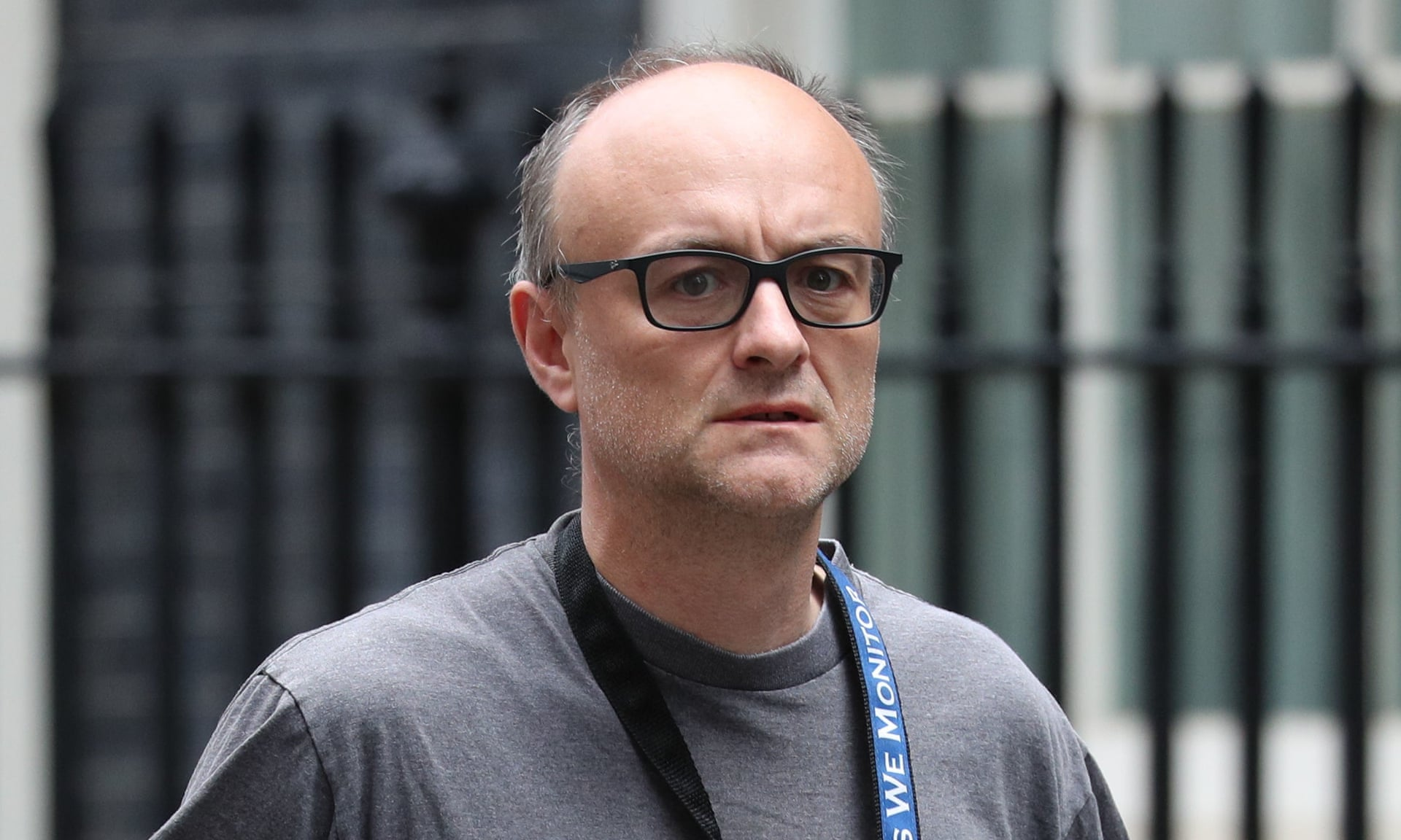 Photo of Dominic Cummings to tour sensitive MoD sites amid defence review