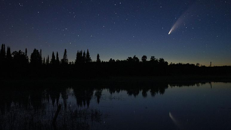 Photo of Keep an eye out for Comet Neowise, which wont be back for 7,000 years