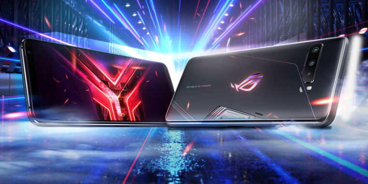 Photo of The Asus ROG 3 is the ultimate Android gaming phone that nobody asked for