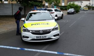 Photo of 7 Police Hurt in Violence at London Music Event