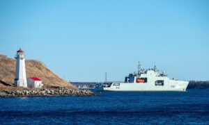 Photo of Canadas Navy Enters New Era With New Arctic Warship
