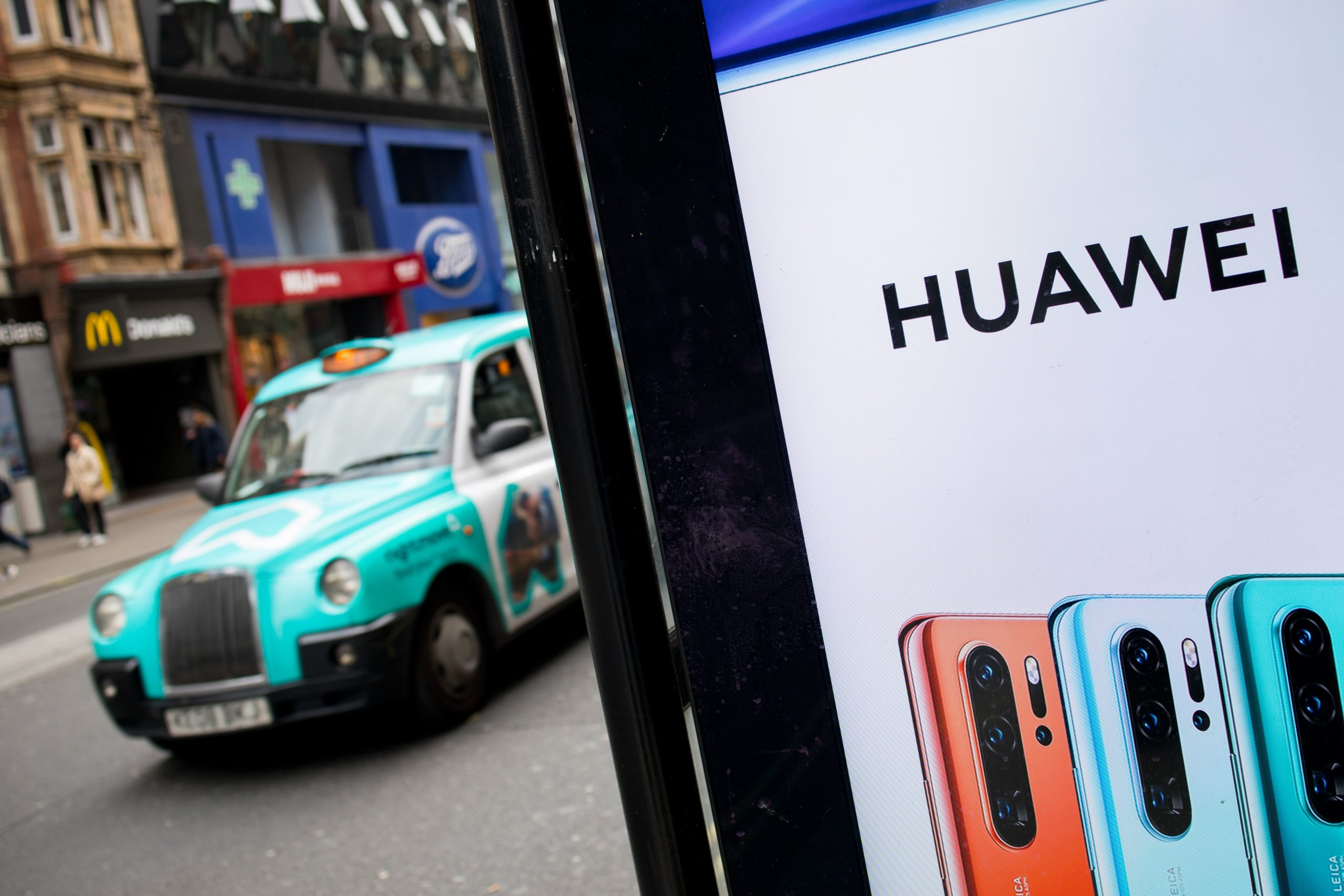 Photo of UK rejects Trumps I did this claim on Huawei ban
