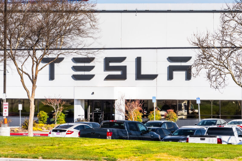 Photo of Tesla stock leaps again on unexpectedly strong delivery numbers