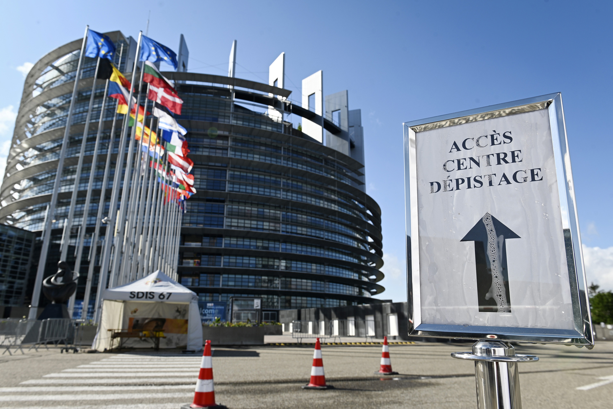 Photo of MEPs will go back to Strasbourg in September