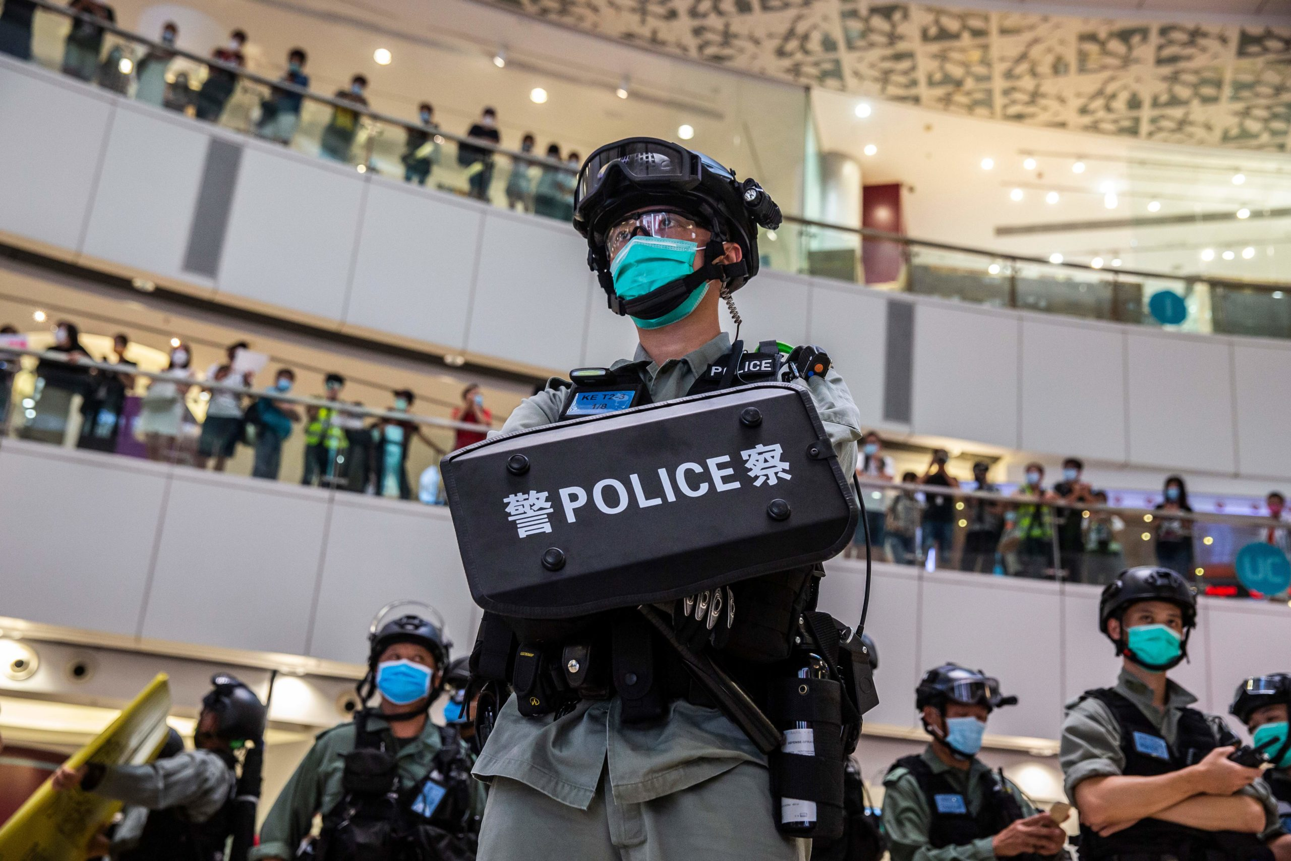 Photo of China suspends Hong Kong extradition treaties with UK, Canada, Australia