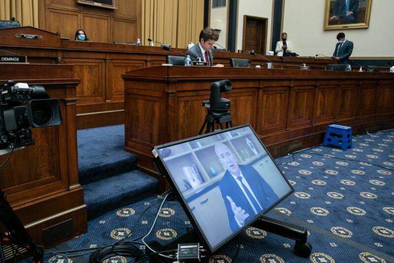 """Photo of """"This is a very dangerous situation"""": Big Techs day on the Hill"""