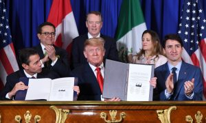 Photo of Lighthizer Celebrates USMCA, Promises Enforcement as Trade Deal Comes Into Force
