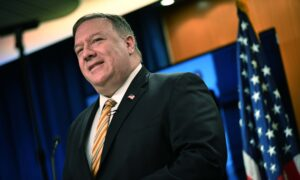 Photo of Pompeo Urges UN Arms Embargo on Irans Terrorist Regime