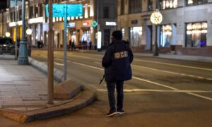 Photo of Russia Says It Thwarted Planned Mass Shooting Attack in Moscow