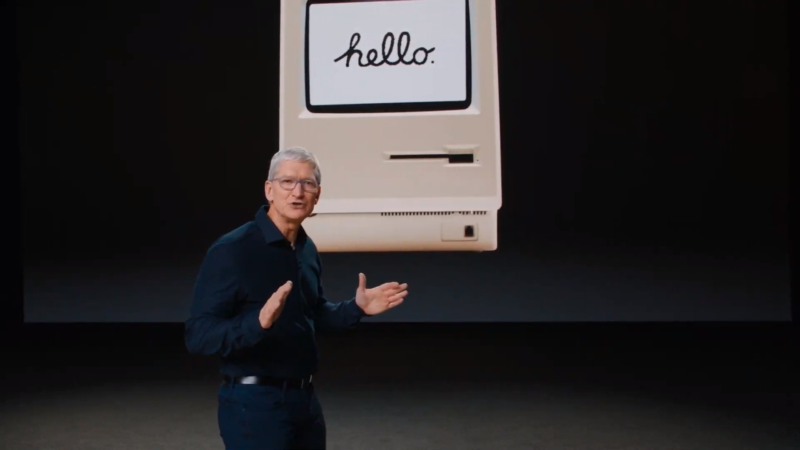 Photo of Yes, Apple silicon Macs will have Thunderbolt ports