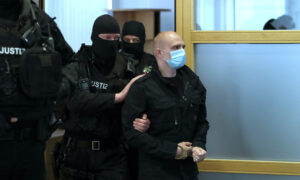 Photo of German Synagogue Shooter Suspect Goes on Trial
