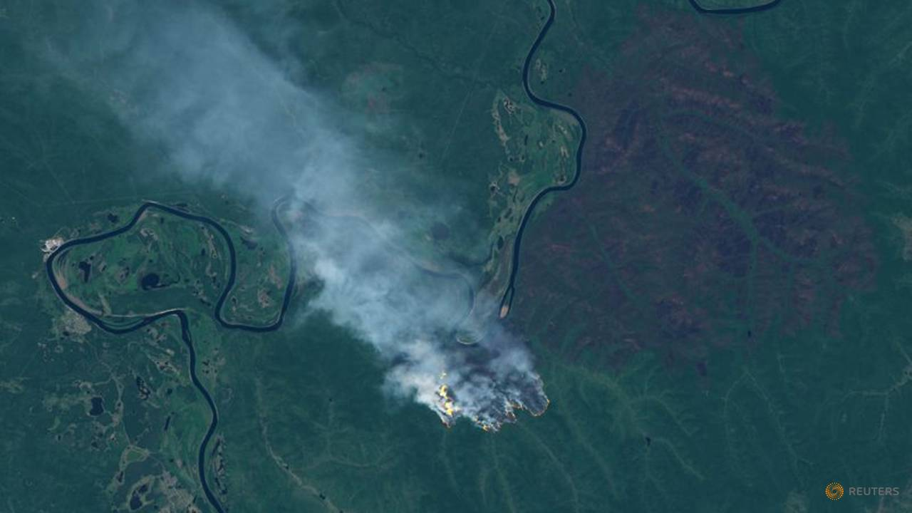 Photo of Siberia temperatures hit record for June as wildfires spread