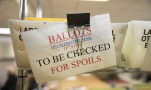 Photo of New York, New Jersey Mail-in Voting Problems May Foreshadow Difficulties in Upcoming Presidential Vote