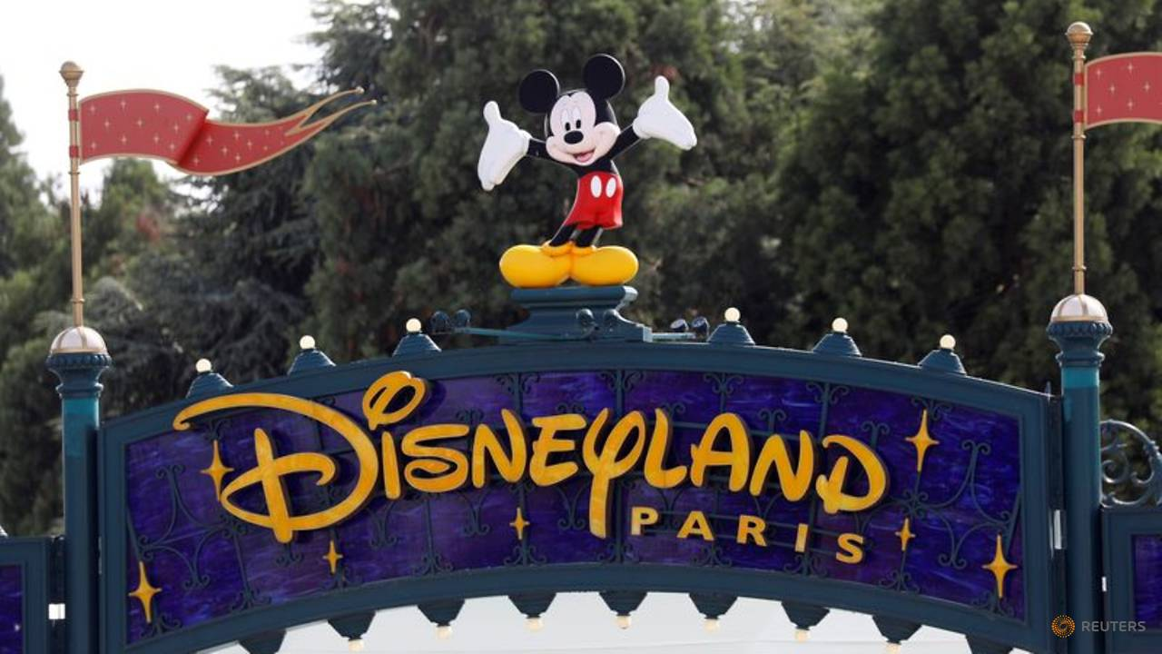 Photo of Masks and Mickey: Disneyland Paris reopens after four-month COVID-19 closure