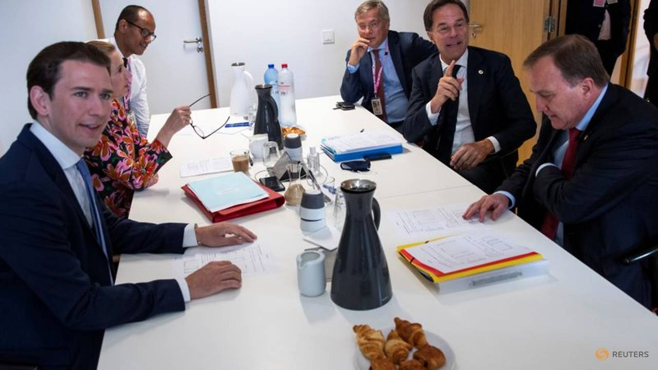Photo of EU nations deadlocked at tense COVID-19 recovery summit