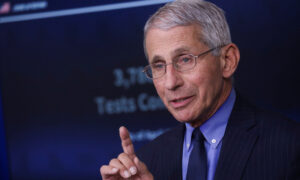 Photo of White House: Dr. Fauci Hasnt Been Ignored