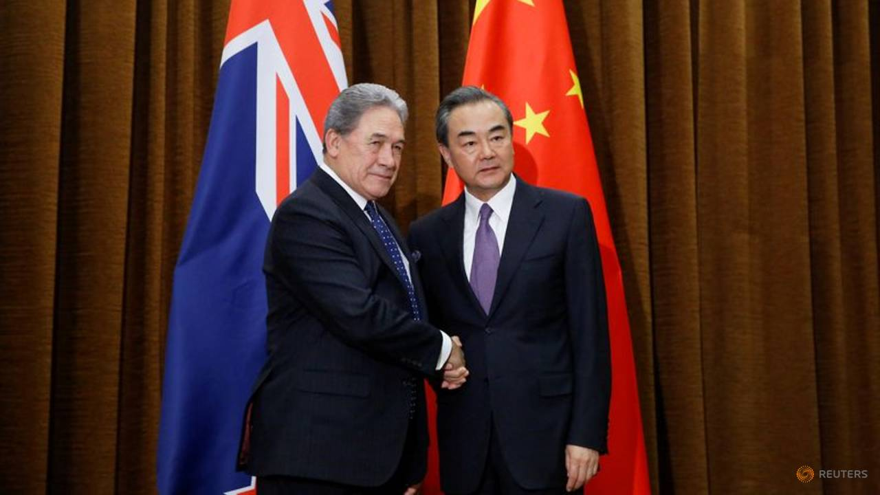 Photo of New Zealand says to review relations with Hong Kong