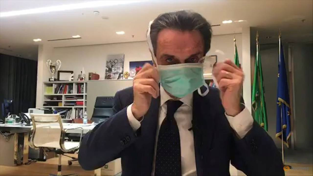 Photo of Italy's Lombardy region denies allegations of fraud over COVID-19 medical gear