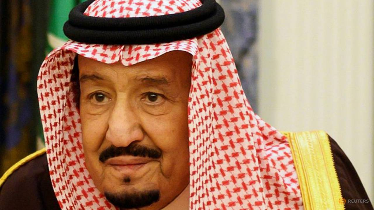 Photo of Saudi King Salman leaves hospital
