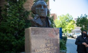 Photo of GWU Apologizes for Recommending Book Equating Conservatism With Racism