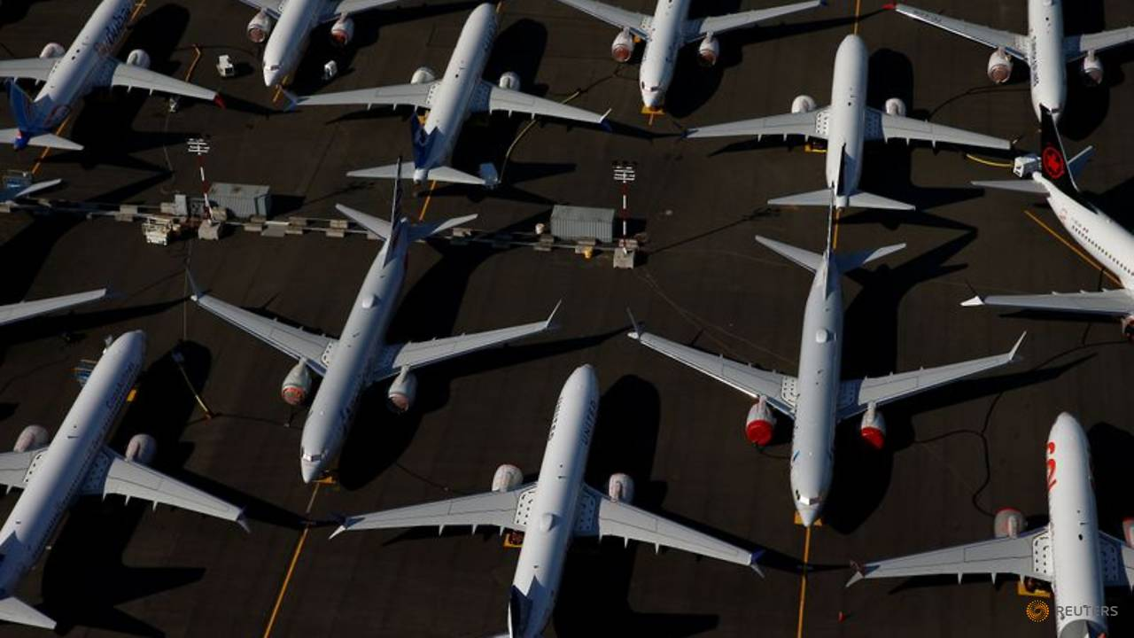 Photo of Boeing 737 MAX cancellations top 350 planes in first half of 2020