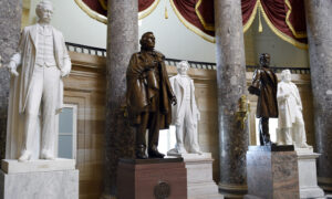 Photo of Removal of Confederate Statues Inserted Into Funding Bill
