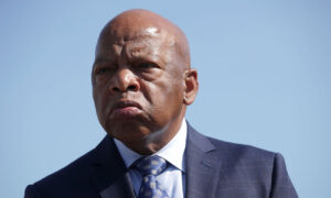 Photo of Civil Rights Icon and Congressman John Lewis Dies at 80