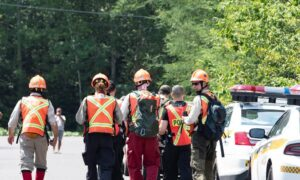 Photo of Quebec Manhunt for Missing Man Intensifies in Ninth Day
