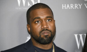 Photo of Kanye West Confirms Hes Running for President, Asks Biden and Trump to Drop Out