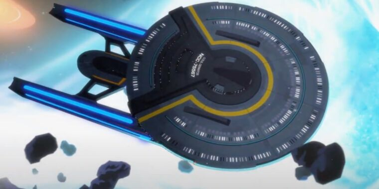 Photo of Ensigns are the scrappy underdogs in new Star Trek: Lower Decks trailer