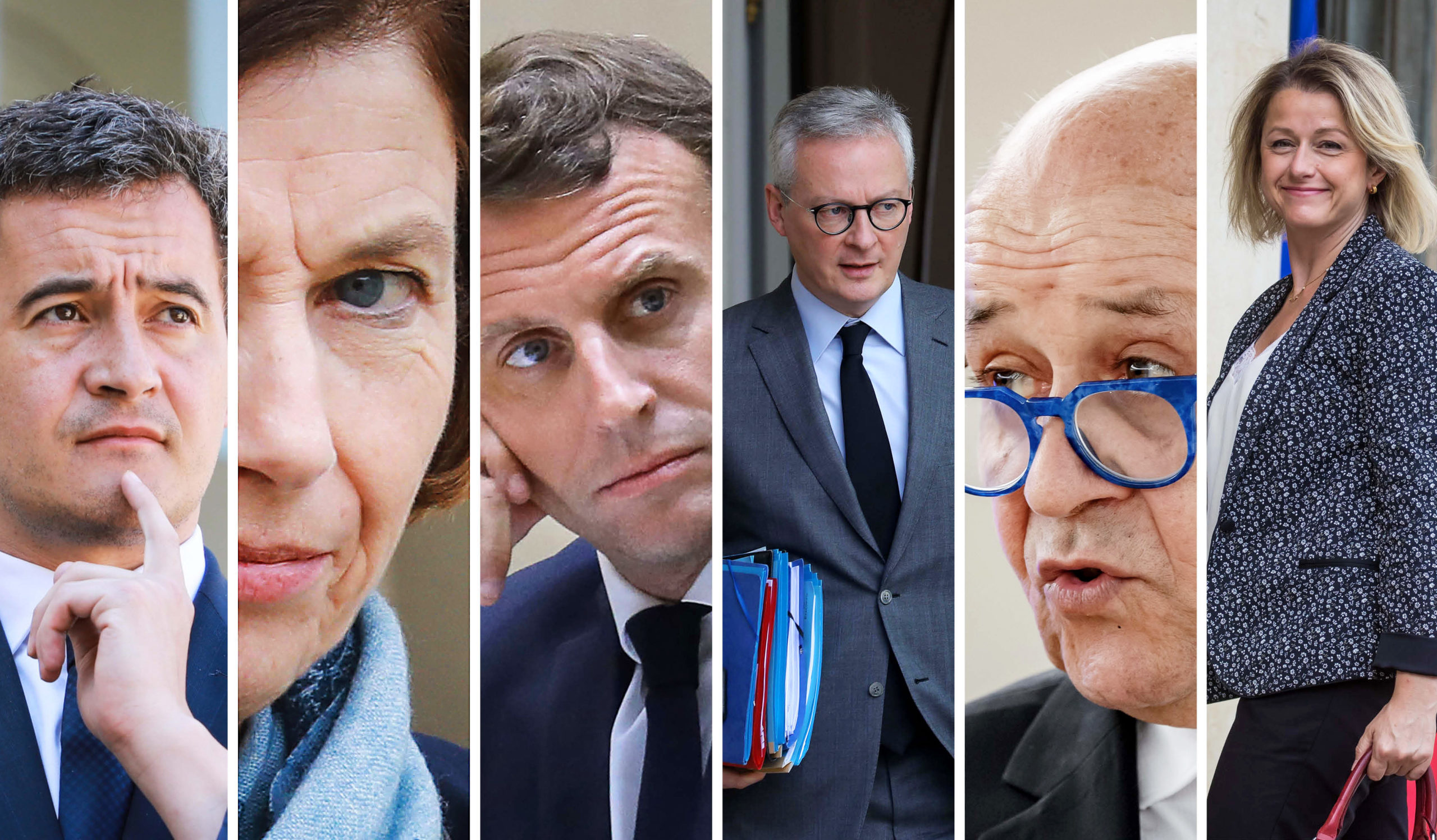Photo of Meet the new French government